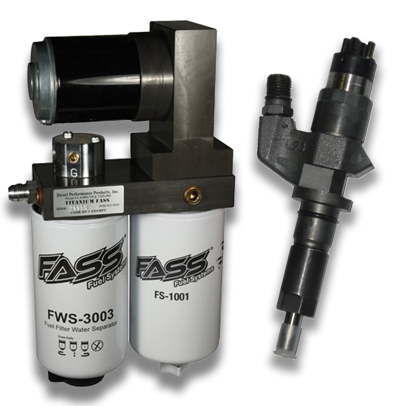 Fuel System & Components