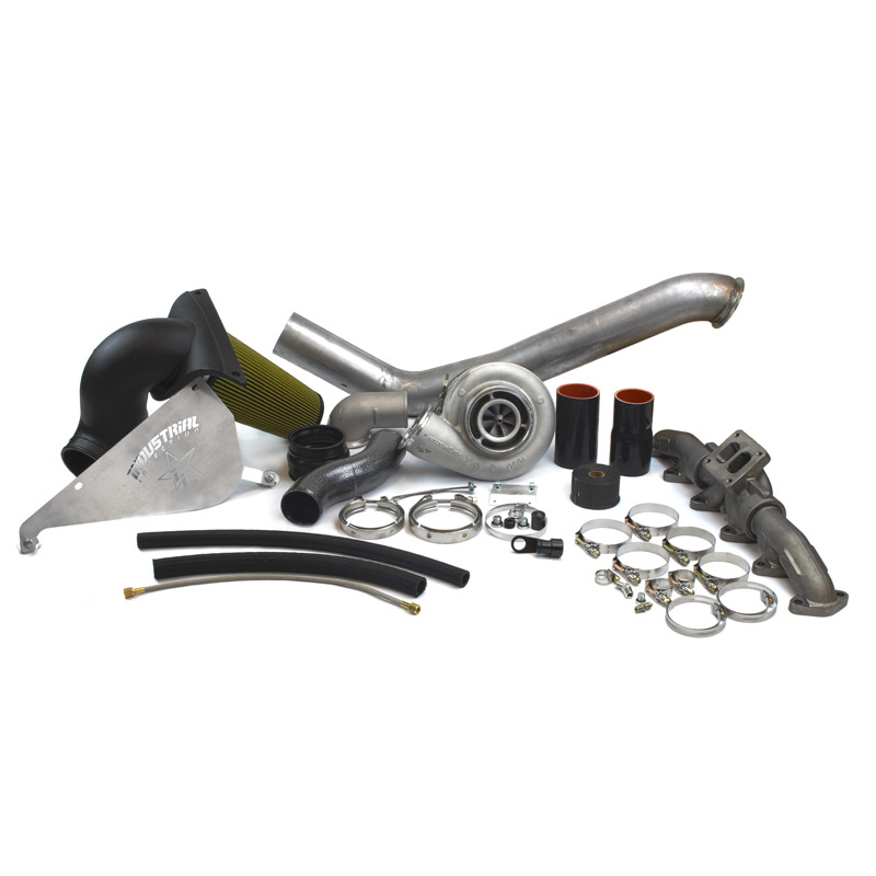 Industrial Injection 07 5-09 Cummins S400 Turbo Kit